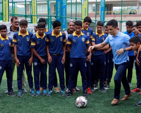पहली राजस्थान पुरुष लीग में जिंक फुटबाल अकादमी को दूसरा स्थान