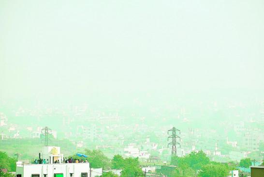 ठंड के आगोश में संतरानगरी, सबसे ठंडा रहा नागपुर, पारा 14.5 डिग्री