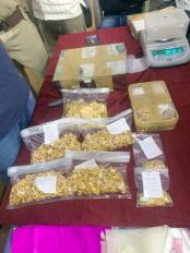 यात्री की बैग से मिला 3 करोड़ का सोना, जीआरपीएफ ने की कार्रवाई