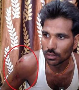 हिंगोली में  बाघ के हमले में किसान गंभीर, लोग दहशत में