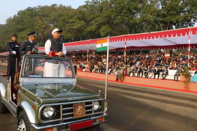 छिपे युध्द का सामना करने के लिए भारत पूरी तरह तैयार- राजनाथ सिंह
