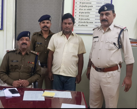 एटीएम बदलकर पार लगाए थे 99 हजार रूपए -नागपुर से आरोपी को पकड़ा