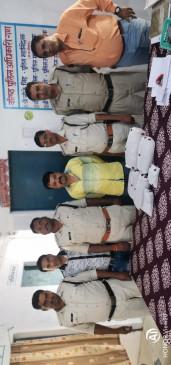 5 किलो गांजा के साथ पकड़ा गया आरोपी - उड़ीसा से लाया था खेप
