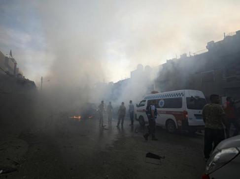 अफगानिस्तान : राजधानी काबुल में कार बम ब्लास्ट, 7 लोगों की मौत और 7 घायल