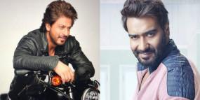 तानाजी के साथ अजय ने बॉलीवुड में पूरी की अपनी 100 फिल्में, शाहरुख ने दी बधाई