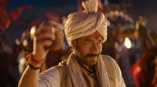 अजय देवगन की 100 वीं फिल्म तानाजी का ट्रेलर रिलीज, सैफ ने जीता सबका दिल