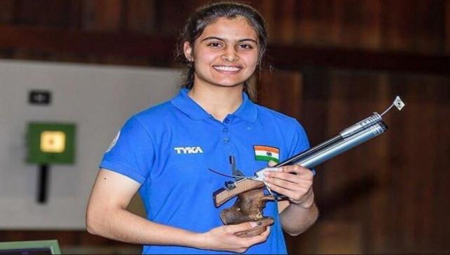 एशियाई चैम्पियनशिप: मनु का गोल्डन शूट, दीपक ने ओलिंपिक क्वालीफाई किया