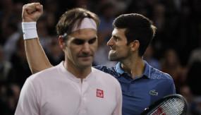ATP world tour finals: फेडरर उलटफेर का शिकार, जोकोविच दूसरे राउंड में पहुंचे