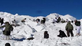 सियाचिन में हिमस्खलन, 4 सैनिक शहीद, 2 पोर्टरों की भी मौत