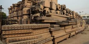 अयोध्या: भव्य राम मंदिर में होंगे 212 स्तंभ, 5 प्रवेश द्वार