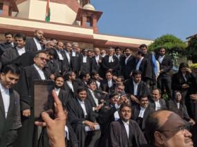 अयोध्या फैसला: हिंदू पक्ष के वकील पी.एस. नरसिम्हा ने कहा- ऐतिहासिक गलती सुधारी गई