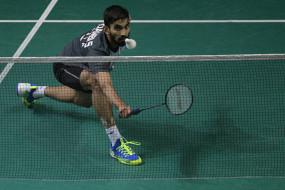 हांगकांग ओपन के क्वाटर फाइनल में पहुंचे श्रीकांत, सिंधु फिर बाहर