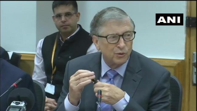 बिल गेट्स ने कहा- भारत ने हेल्थ सिस्टम में गजब का सुधार किया