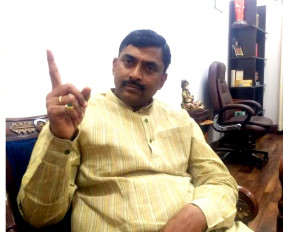 भाजपा ने कवि तिरुवल्लुवर के मुद्दे पर द्रमुक को घेरा, मुरलीधर ने दी चुनौती