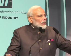 BRICS: बिजनेस फोरम में PM मोदी बोले- 2024 तक 5 ट्रिलियन डॉलर होगी इकोनॉमी