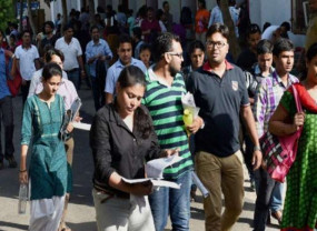 कैट एग्जाम में छात्रों के छूटे पसीने, नागपुर समेत देश के 156 शहरों में हुई परीक्षा