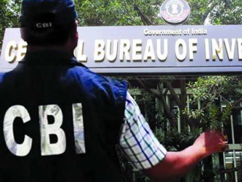 बैंक घोटाले के मामले में सीबीआई ने मुंबई –ठाणे सहित 187 ठिकानों पर की छापेमारी
