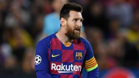 champions league : मेसी ने अपने 700वें मैच में बार्सिलोना को दिलाई जीत