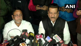 महाराष्ट्र में नहीं बनी बात, मीटिंग के बाद चव्हाण- बोले जल्द बनाएंगे स्थिर सरकार