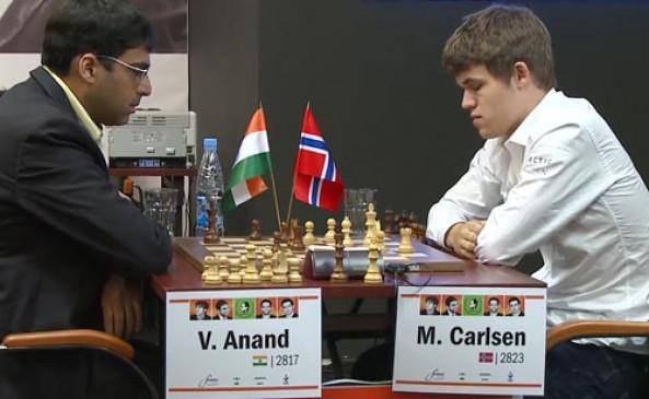 शतरंज : एशिया के पहले ग्रैंड स्लैम टूर में आनंद, कार्लसन पर होंगी सबकी नजर