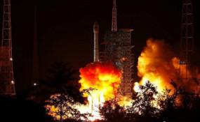 चीन का एक नया पेइतो नेविगेशन उपग्रह प्रक्षेपित