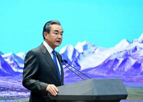 छिंगहाई प्रांत चीन के पारिस्थितिक संसाधन का भंडार : वांग यी