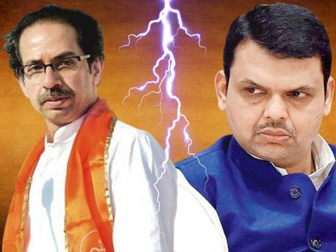 टूट की कगार पर गठबंधन :  उद्धवने कहा झूठे हैं भाजपा नेता, मुनगंटीवार बोले सत्ता नहीं सत्य से प्रेम