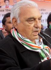 हरियाणा में कांग्रेस ने हुड्डा को चुना विधायक दल का नेता