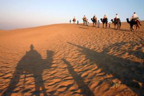राजस्थान के सैर सपाटे से लौट रहे कांग्रेस विधायक, जमकर उठाया पर्यटन का लुत्फ
