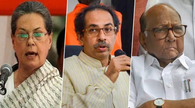 कांग्रेस-एनसीपी में सभी मुद्दों पर बनी सहमति, कल शिवसेना के साथ होगी बैठक