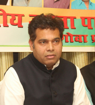 कांग्रेस अध्यक्ष लल्लू माफी मांगें, वरना मुकदमा होगा : श्रीकांत