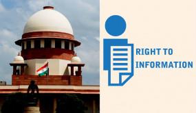 SC का बड़ा फैसला, अब चीफ जस्टिस का ऑफिस भी होगा RTI के दायरे में