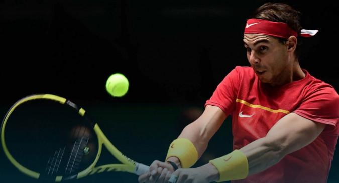 Davis Cup 2019: नडाल की जीत से टूर्नामेंट में स्पेन को मिली मजबूती