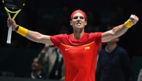 Davis Cup 2019: स्पेन और कनाडा के बीच होगा टूर्नामेंट का फाइनल