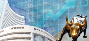 शेयर बाजार: कमजोर शुरुआत, सेंसेक्स में 62.44 अंकों की गिरावट