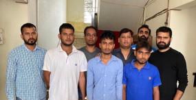 दिल्ली : 3 आतंकी गिरफ्तार, विस्फोटक जब्त, असम मेले में करने वाले थे विस्फोट
