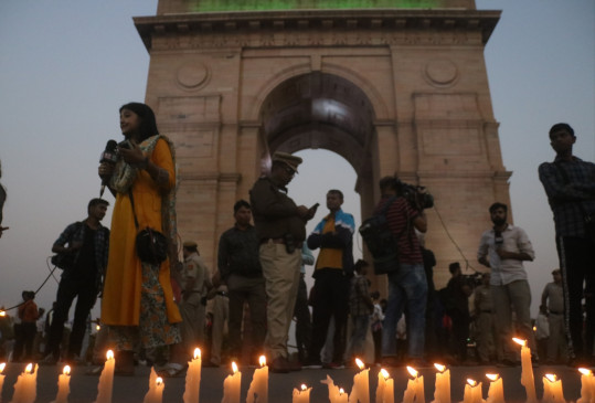 दिल्ली पुलिस की बगावत : खुफिया तंत्र फेल या बबाल में सब शामिल!