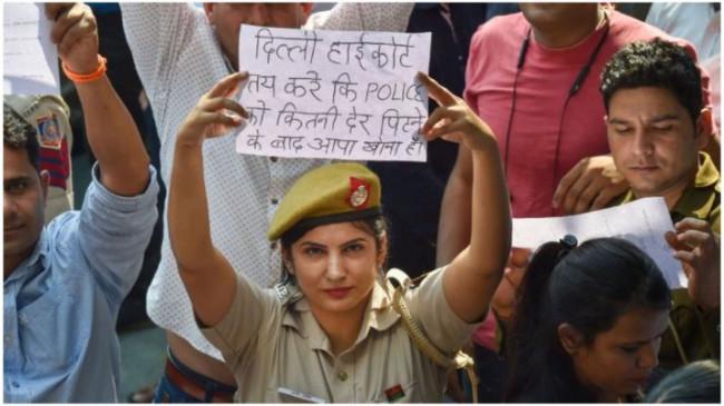 पुलिसvsवकील: आज हाईकोर्ट में समीक्षा याचिका दायर करेगी दिल्ली पुलिस