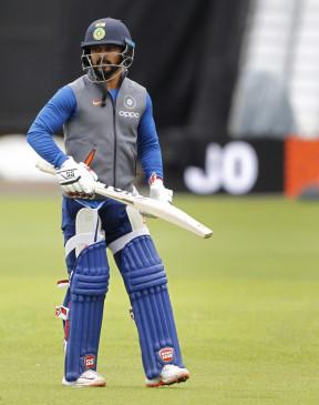 देवधर ट्रॉफी :  खिताबी मुकाबले में इंडिया-बी ने इंडिया-सी को दिया 284 रनों का लक्ष्य