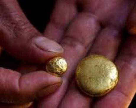 नकली साेने के सिक्के थमाकर व्यापारी को लाखों रुपए से ठगने का प्रयास