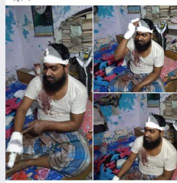 Fake News: डकैती का वीडियो 'संघ और बजरंगदल' के सदस्यों द्वारा हमले के रूप में वायरल