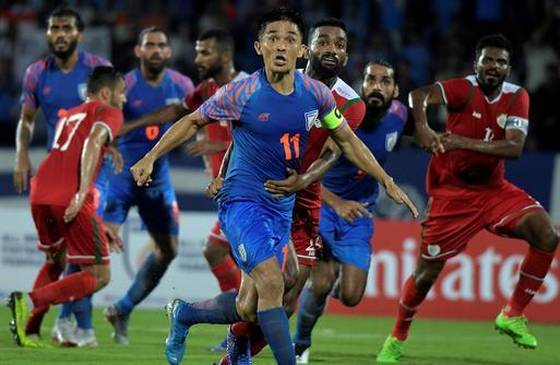 FIFA world cup qualifiers : ओमान ने भारत को 1-0 से मात देकर क्वालीफायर से किया बाहर