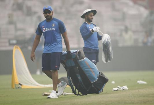 दिल्ली में एयर पॉल्यूशन के कारण भारत-बांग्लादेश के बीच पहला टी-20 मैच हो सकता है रद्द