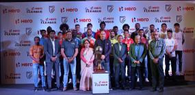 फुटबाल : आई-लीग के 13वें संस्करण में भाग लेंगी 11 टीमें