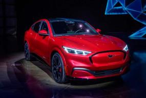Ford ने लॉन्च की पहली इलेक्ट्रिक कार Mustang Mach-E, जानें खूबियां