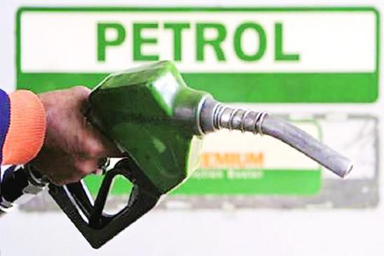 Fuel Price: पेट्रोल के दाम में फिर बढ़ोतरी, डीजल के रेट स्थिर