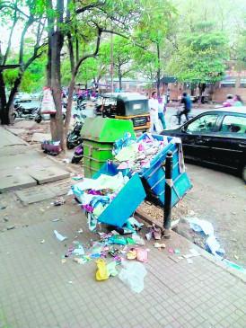 स्मार्ट सिटी ने कचरे के निपटारे के लिए पांच रेलवे स्टेशनों का टेंडर निकाला