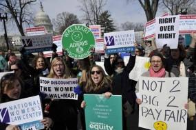 अमेरिका में लिंग भेदभाव से महिलाओं के मानवाधिकार प्रभावित : चीन मानवाधिकार अनुसंधान परिषद