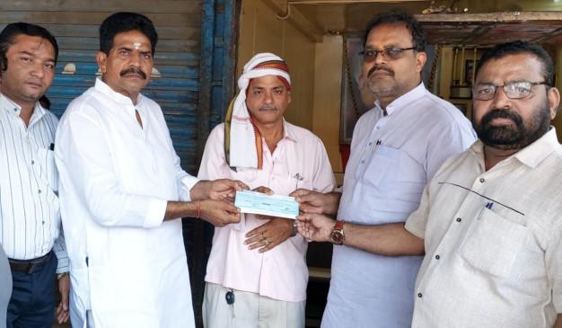 हिरासत मौत मामला: विजय सिंह के परिजन को सरकार ने दी 10 लाख की आर्थिक मदद