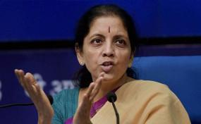 एयर इंडिया और भारत पेट्रोलियम को मार्च 2020 तक बेच देगी सरकार- वित्तमंत्री सीतारमण